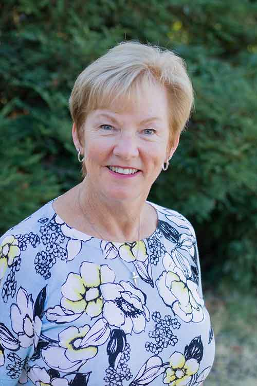 Pastor Linda Vogelgesang Executive Committee